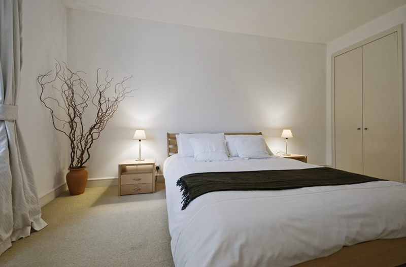 Make sure your rooms feature decor that prospective buyers can see themselves getting cosy in.