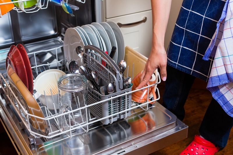 Investing in an efficient dishwasher is definitely worthwhile.