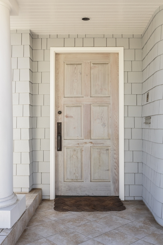 The front door is great way to make the right first impression.