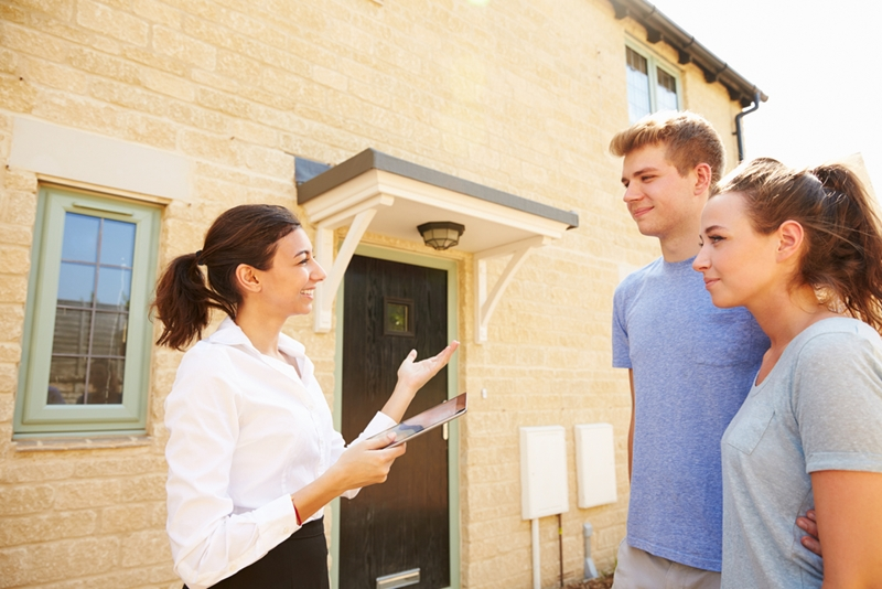 An experienced real estate agent can be an invaluable source of information for first time buyers.