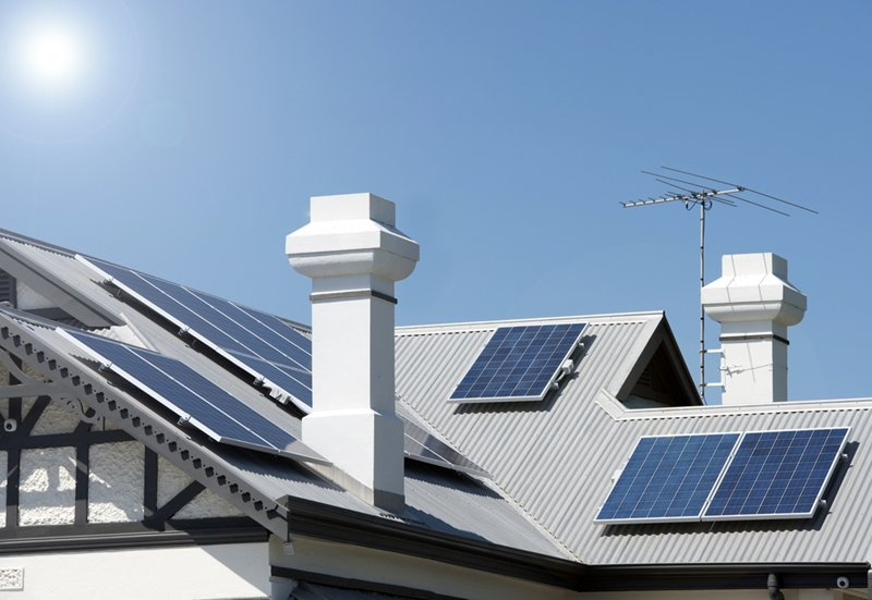 Like it or not, solar panels are the future of Australian homes.