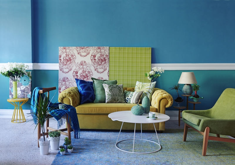 This year's interior design trends can be intense, so you have to know how to use them the right way!